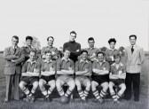 Fordham Football Team 1955