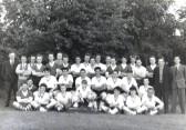Fordham Football Teams (Circa 1955)