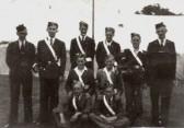 Congrigational Chapel Boys Brigade ( Circa 1950 )