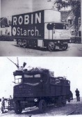 The same vehicle purchased by H A Newport after rebuild by Sentinal 1933