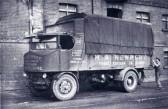 H A Newport Fordham, loading at Clark & Butchers Mill Soham.
