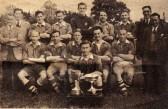 Fordham team Cup winners in 1951