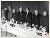 Fordham Football Club Annual Dinner in the Victoria Hall Circa1960.