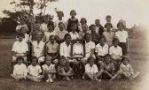 Fordham School Blue Team winners of the school shield Circa 1935