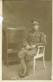 Leonard Douglas Constable, Great War soldier, Mepal