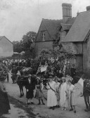 Peace celebrations in Orwell, 1919