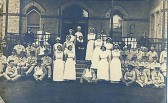 North Cambs Hospital, Wisbech during the Great War