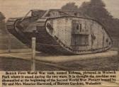 Wisbech's tank