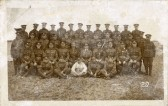 Cambridgeshire Regiment unit during Great War