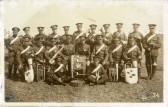 The Cambridgeshire Regiment band