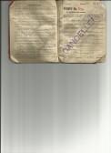 Great War Permit book