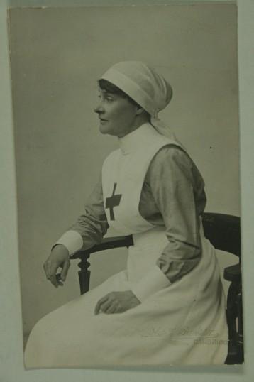 Florrie Saunders QM VAD Hospital