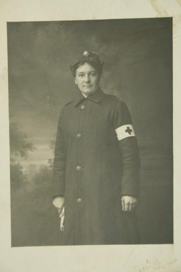 Helena Moore VAD Nurse