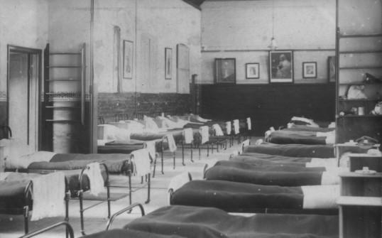Hist Hosp Sch Rm Ward