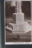 Histon Peace Memorial