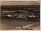 Great War period view of Duxford aerodrome