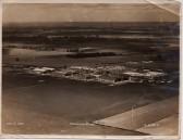 Great War period view of Duxford aerodrome