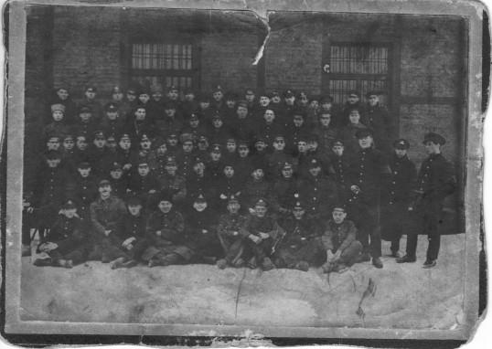 Prisoner of War Camp