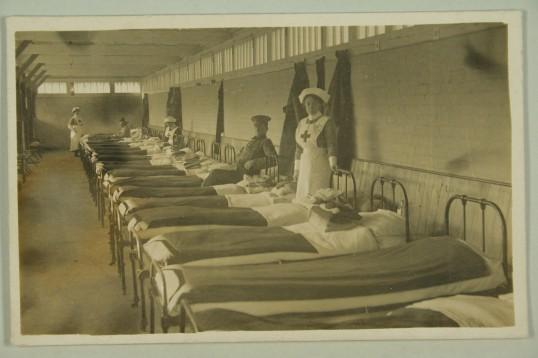 The Firs VAD Hospital, Histon