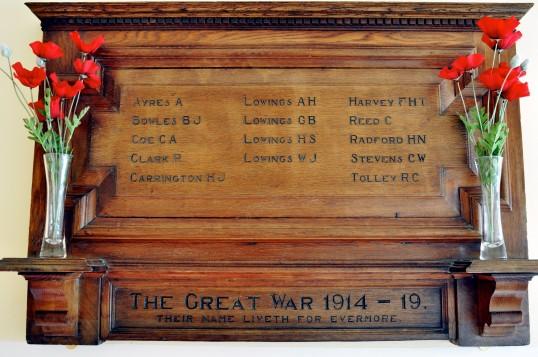 WW1-mem-Romsey-Mill