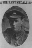Horace Bertrum Stevens - Military Medallist