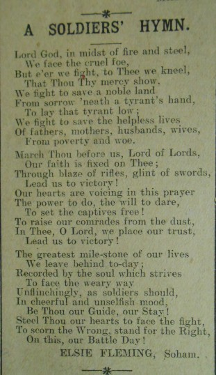 A-Soldiers-Hymn-by-Elsie-Fleming