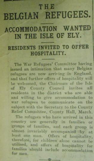 Accommodation-Needed-for-belgian-Refugees