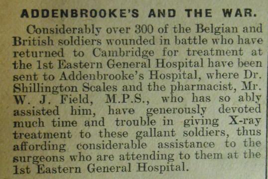 Addenbrookes-and-the-War