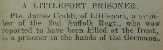 Littleport Prisoner