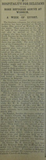 More Refugees in Wisbech