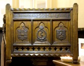 55th General Hospital Lectern