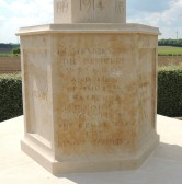 Memorial to 12th Eastern Division