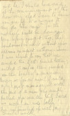 Letter from Charles Press