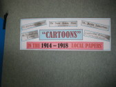 Cartoons collected from local Newspapers