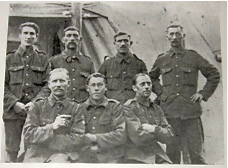 Eustace Waldock 1882 - 1951: Meldreth labourer captured during the Great War