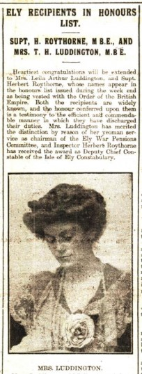 Leila Luddington