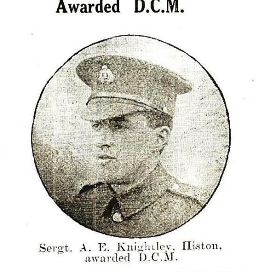 8 Arthur Knightley