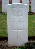 Alsop William James, Private 16885, Died 1/7/1916. From Haddenham.