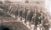 A Company, 11th Battalion Suffolk Regiment at Ripon, 1915