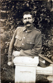 Elbourne, Arthur Josiah, L/Cpl 17860 11th Suffolk Regiment, Survived WW1 From Stapleford/Steeple Morden