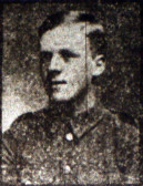Hipwell Wilfred Edgar Corporal, 15758, 11th Battalion, Suffolk Regiment, Died 1/7/1916. From Chatteris