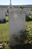 Wilson, Robert. Regiment number 13649 of 11th Battalion of Suffolk Regiment. Died 1st July 1916. From Trumpington.