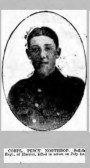 Northrop, Percy. Regiment number 13557  of 11th Battalion of the Suffolks. Died 1st July 1916 from Harston.