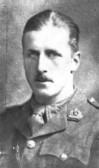 Mack.  Isaac Alexander.  Captain 11th Suffolks.  Died 1st July 1916.  Buried at Gordon Dump Cemetery