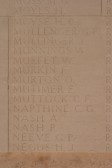 Murkin, Frank. Regiment number 14259 of 11th Battalion of the Suffolk Regiment. Died 1st July 1916. From Stetchworth