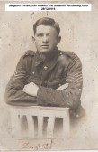 Howlett, Christopher . Sgt , service number 8781 2nd Suffolk Regiment died of wounds 28/12/16