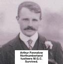 Lance Crpl. Arthur E Fennelow from Gorefield
