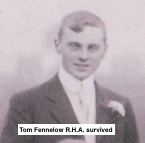 Driver John Thomas Fennelow from Gorefield