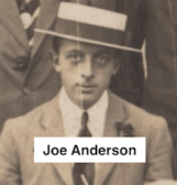 Pte Joseph Anderson from Gorefield