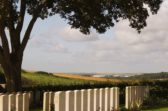 A Tribute to Frederick Prime of Harlton and other soldiers from South Cambridgeshire who died on 1st of July 1916 at the Battle of the Somme.